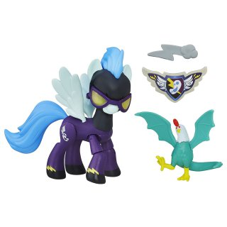 My little Pony - Guardians of Harmony - Pony Shadowbolts / Mein kleines Pony